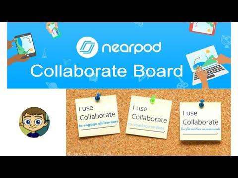 Nearpod Collaborate Board Tutorial