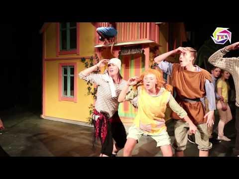 Fyllingsdalen Teater - Pippi Langstrømpe