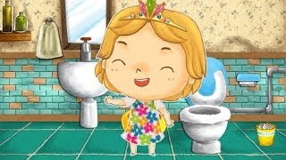 Potty Training App - Interactive toilet training game for children