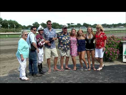 video thumbnail for MONMOUTH PARK 8-10-19 RACE 7