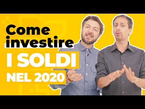 Come investire i soldi nel 2020
