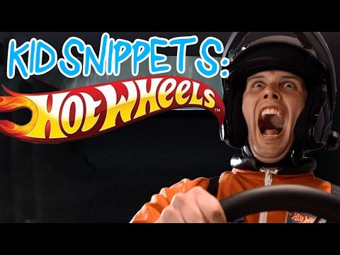 "Kid Snippets: ""Hot Wheels"" (Imagined by Kids)"