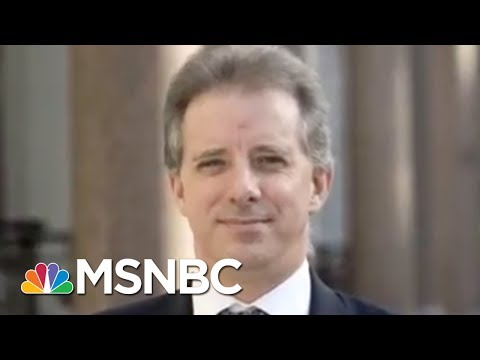 WAPO: How Dossier Writer Chris Steele Sparked Russia Probe   MSNBC