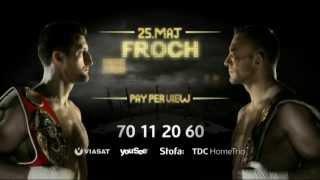 Viasat Boxing: Carl Froch vs. Mikkel Kessler 2  (Promo)