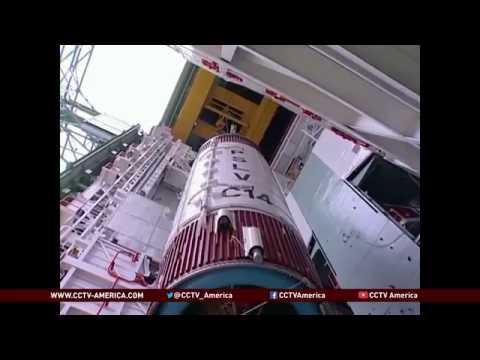 CCTV America on India's Mars Mission (MANGALYAAN) success