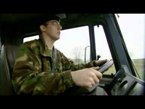 Careers in the British Army - Logistics & Support
