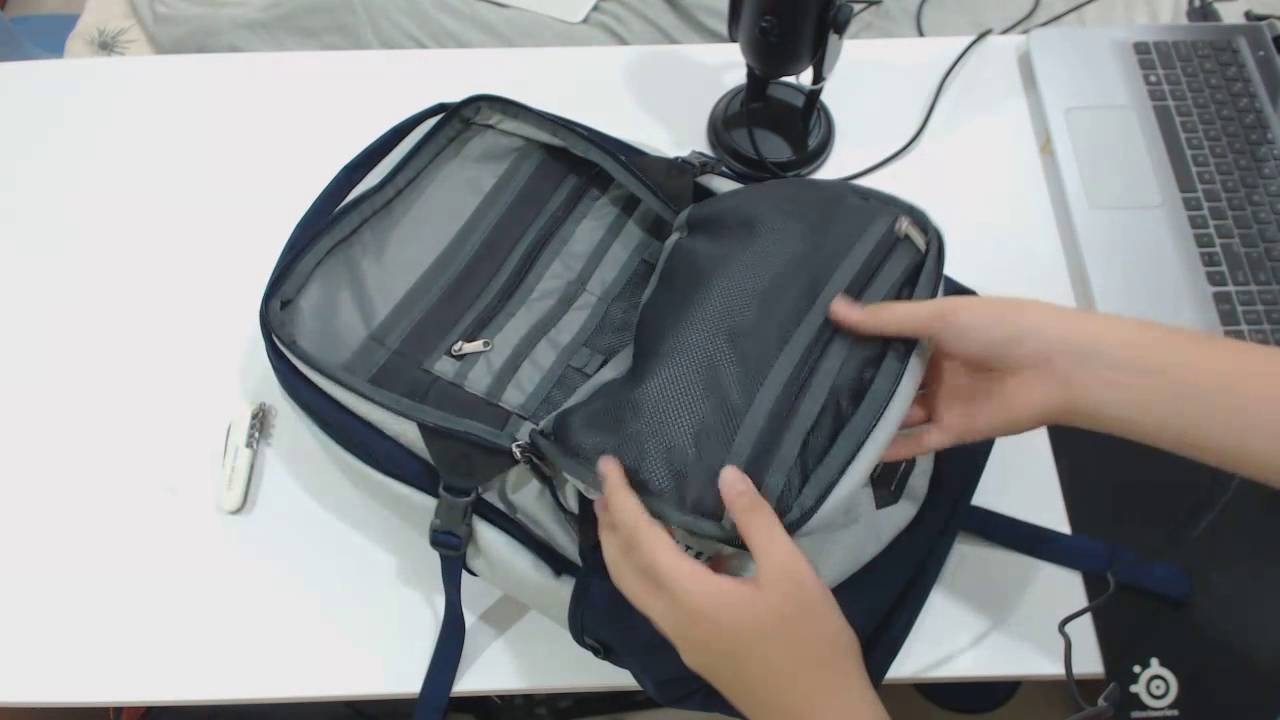 a4d67468a673 The North Face Router Backpack ( Day pack) Unboxing and Overview ...