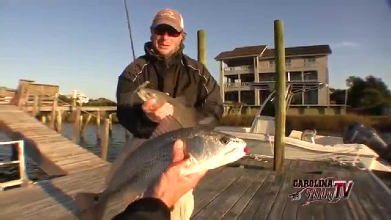 Carolina fishing tv season 3 1 wrightsville beach for Carolina fishing tv