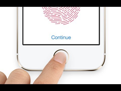 How to Set Up Touch ID On the iPhone 8/ iPhone 8 Plus