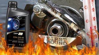 Tipp Oil Elite 5W40 Jak skutecznie olej chroni silnik? 100°C