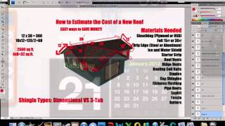 How to Estimate The Cost of a New Roof