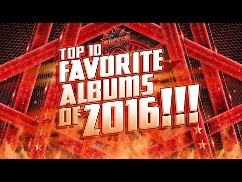 Top 10 Favorite Albums of 2016   Rocked