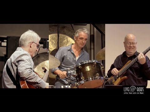 "Pete Pancrazi performs ""Stella by Starlight"" - Todd Chuba - Drums / Todd Johnson - Bass"