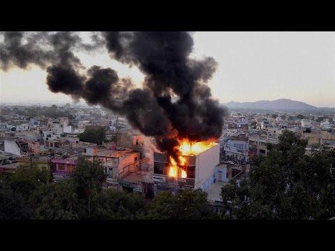 Saudi Arabia: Fire in a Jizan hospital, 25 killed, 100 injured