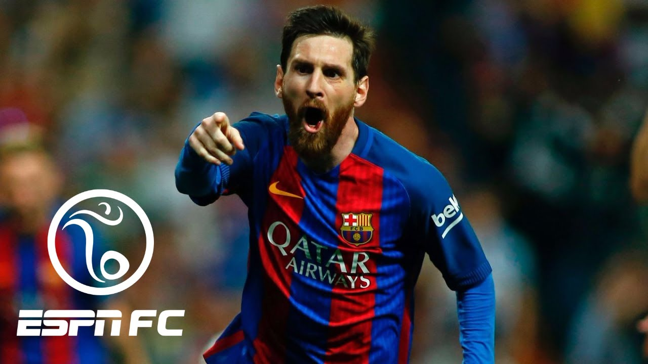 Lionel Messi Agrees To Extension With Fc Barcelona Espn Fc
