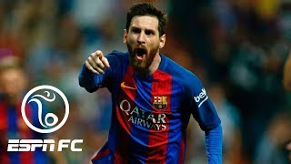 Lionel messi agrees to extension with fc barcelona | espn