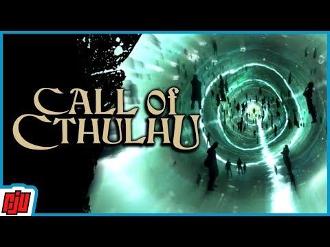 Call of Cthulhu Part 9   Horror Game   PC Gameplay Walkthrough   2018