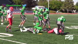 Pacific Vikings vs. Sylvester Wildcats Middle School (Full Game) 2019
