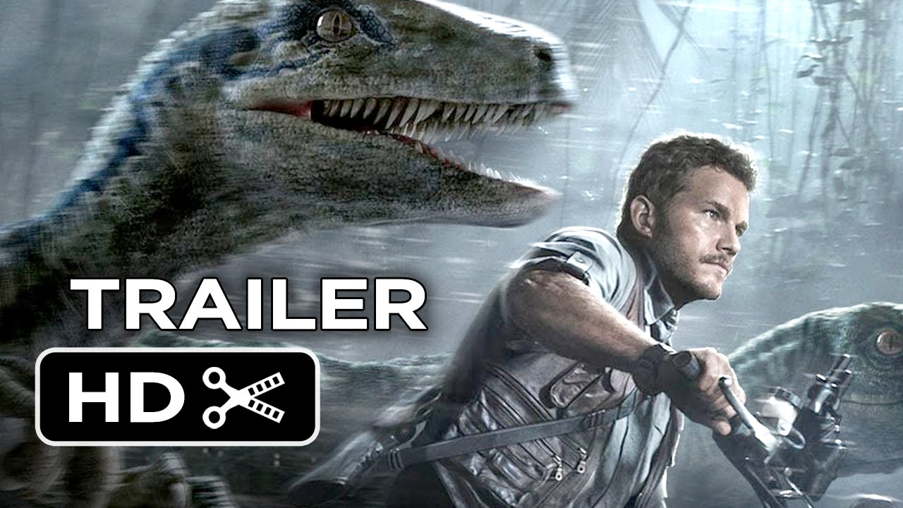 Jurassic World Official Trailer 2 2015 Chris Pratt Jake Johnson Movie Hd Youtube