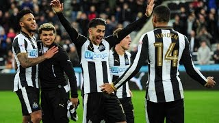 Short Highlights | Newcastle United v Preston North End