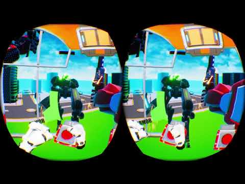 The Iota Project Stereoscopic Gameplay #2 (DreamSail Games) - Rift, Vive