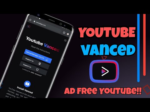 Remove ads from YouTube videos | YouTube VANCED apk for ads free YOUTUBE !!