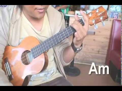 Uke Lesson 1 - Lovesong (The Cure)
