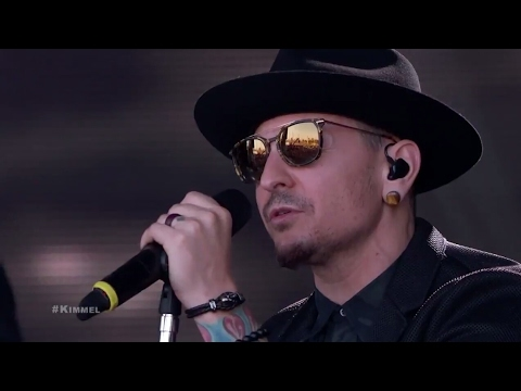 Linkin Park - One More Light Live (Tribute To CHRIS CORNELL)