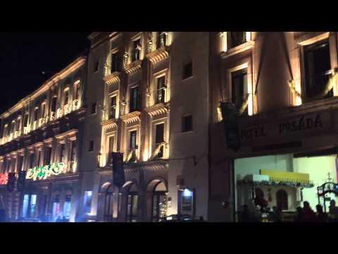 Night Walk of Historic City of Zacatecas
