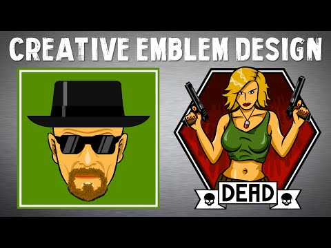 GTA V: Create Awesome Crew Emblems In 4 Steps [TUTORIAL]