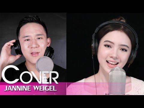 Beautiful Now - Zedd Ft. Jon Bellion Cover By Jannine Weigel (พลอยชมพู) & Jason Chen