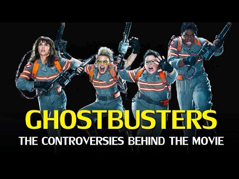 Ghostbusters: The Controversies Behind the Movie