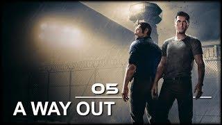 A Way Out (05) Wolności i starsza pani