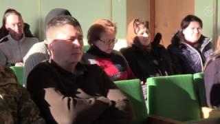 Годовщина Евромайдана в Славянске
