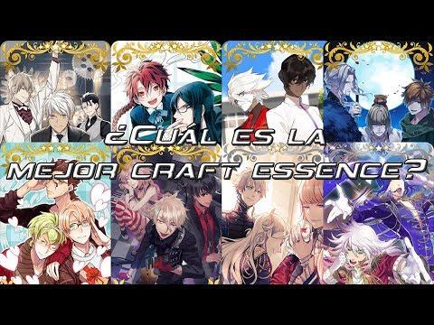 [Fate/Grand Order] ¿Cual es la mejor Craft Essence? - Chaldea Boys Event