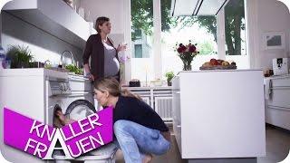 Schwere Geburt - Knallerfrauen mit Martina Hill | Die 3. Staffel in SAT.1