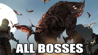Borderlands GOTY - All Bosses (With Cutscenes) HD 1080p60 PC