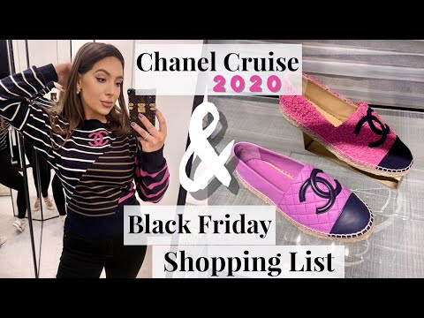 Chanel Cruise 19/20 Collection & My Black Friday Shopping List + Getting A Piercing 🙈