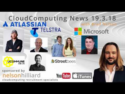 W/C 19.3.18 News Cloud Computing - Nelson Hilliard