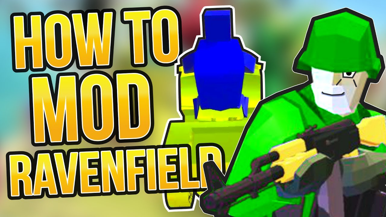 HOW TO MOD RAVENFIELD | MOD INSTALL TUTORIAL
