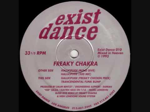 Freaky Chakra - Transcendental Funk Bump