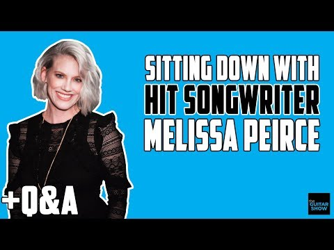 Sitting Down with Hit Songwriter Melissa Peirce - LIVE