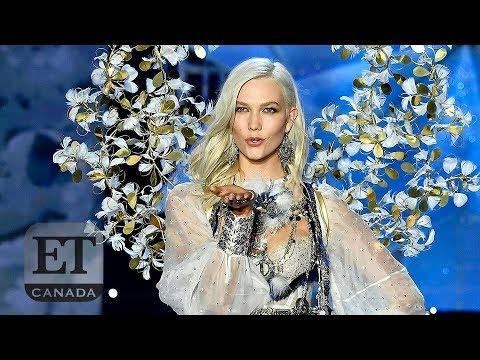 Victoria's Secret Fashion Show 2017 Backstage