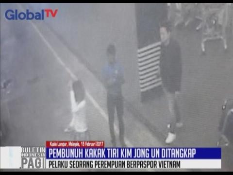 Pembunuh Kakak Tiri Kim Jong Un Ditangkap Otoritas Bandara Kuala Lumpur, Malaysia - BIP 16/02