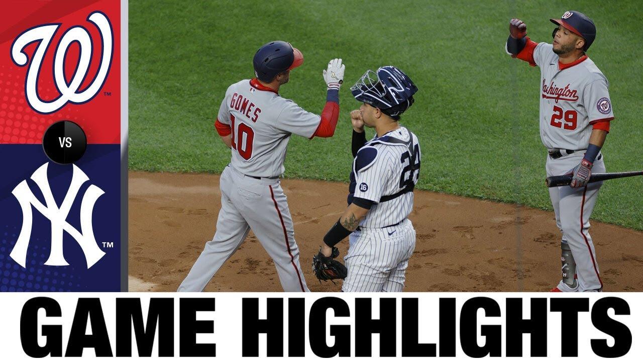 Download Nationals vs. Yankees Game Highlights (5/7/21) | MLB Highlights