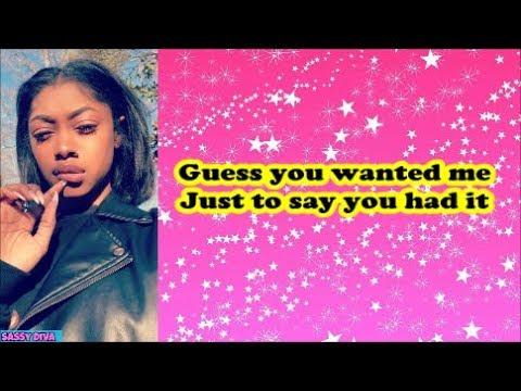 Destiny Briona - Closure (Lyrics)
