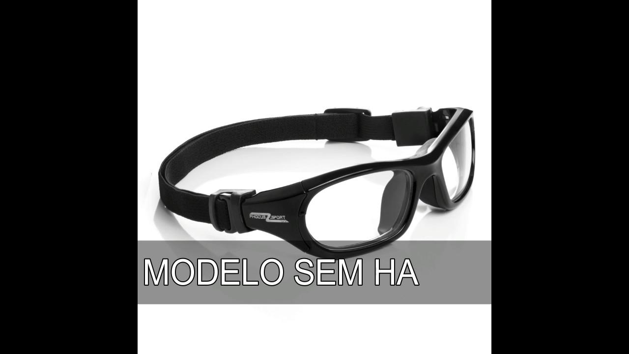 f41e7fc5d Óculos Fhocus Para Futebol, Basquete, Vôlei... Ótica Esportiva