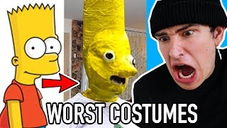 DO NOT WEAR THESE HALLOWEEN COSTUMES