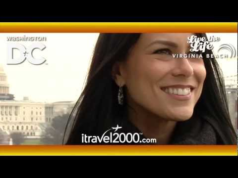 Video 1 - Washington DC & Virginia Beach Vacations - Dupont Circle, Kramer Books  - itravel2000.com