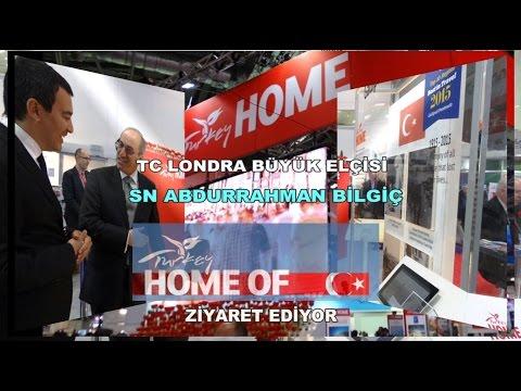 TURK KULTUR & TURIZM OFFISI WTM LONDON EXCELL 2014 FUARINDA HD